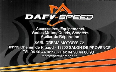 logo dafy speed